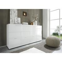 Ferrara  Large Sideboard - Gloss White by Andrew Piggott Contemporary Furniture
