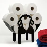 Smokey the Sheep Toilet Roll Stand
