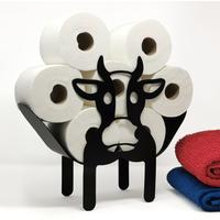 Clarabelle the Cow Toilet Roll Stand