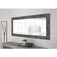 Como Mirror - Anthracite Finish by Andrew Piggott Contemporary Furniture