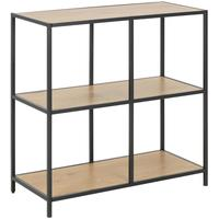 Seafor 2 shelf wall display unit by Icona Furniture