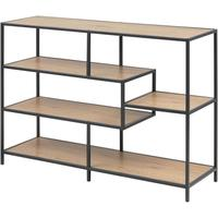 Seafor asym display with 4 shelves by Icona Furniture