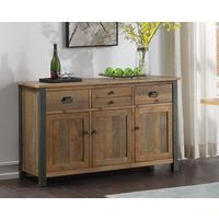 Urban Elegance - Reclaimed Sideboard by Baumhaus Furniture