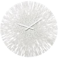 Koziol Silk Wall Clock - White by Red Candy
